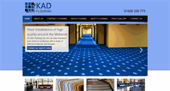 Preview of kadflooring.co.uk